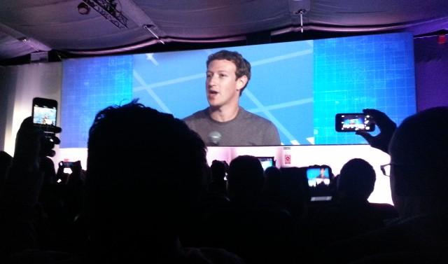 Mark Zuckerberg #MWC14