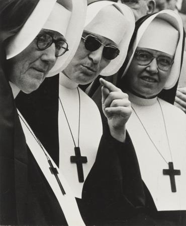 Montserrat Vidal-Barraquer, Monges, no datat. Museu Nacional