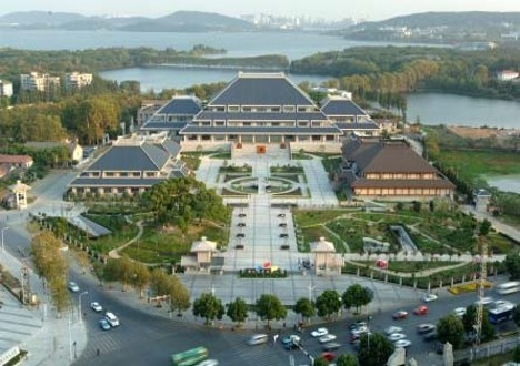 Museu provincial de Hubei