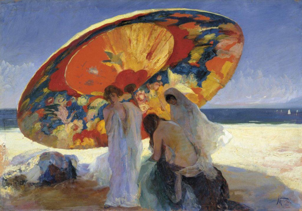 Lluís Masriera, Ombres reflectides, 1920