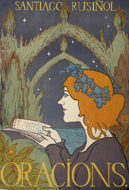 Miquel Utrillo, Prayers, 1897