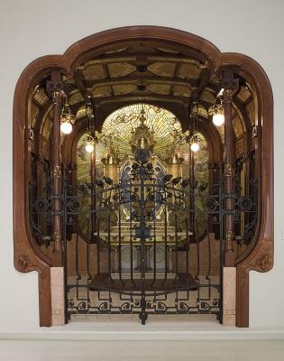 Visión general. Oratorio Casa Cendoya