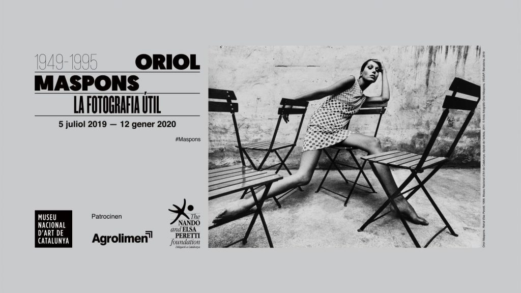 Oriol Maspons, la fotografia útil / 1949-1995
