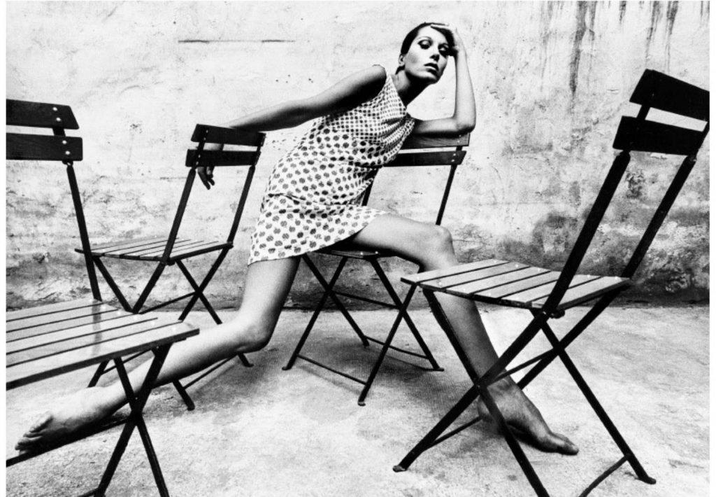 Oriol Maspons. Retrat Elsa Peretti, 1966.