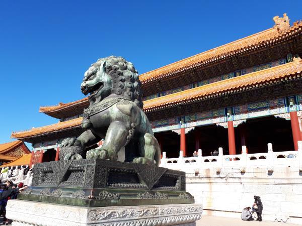 Palace Museum, Ciutat prohibida de Beijing