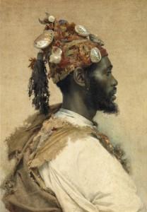 Josep Tapiró. Parache el ballarí, c. 1895-1900. Museo Nacional del Prado, Madrid