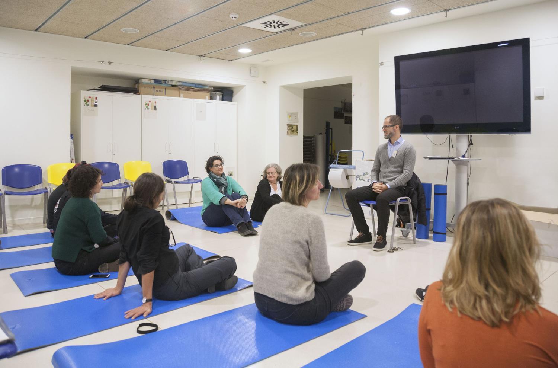 Pràctica de mindfulness