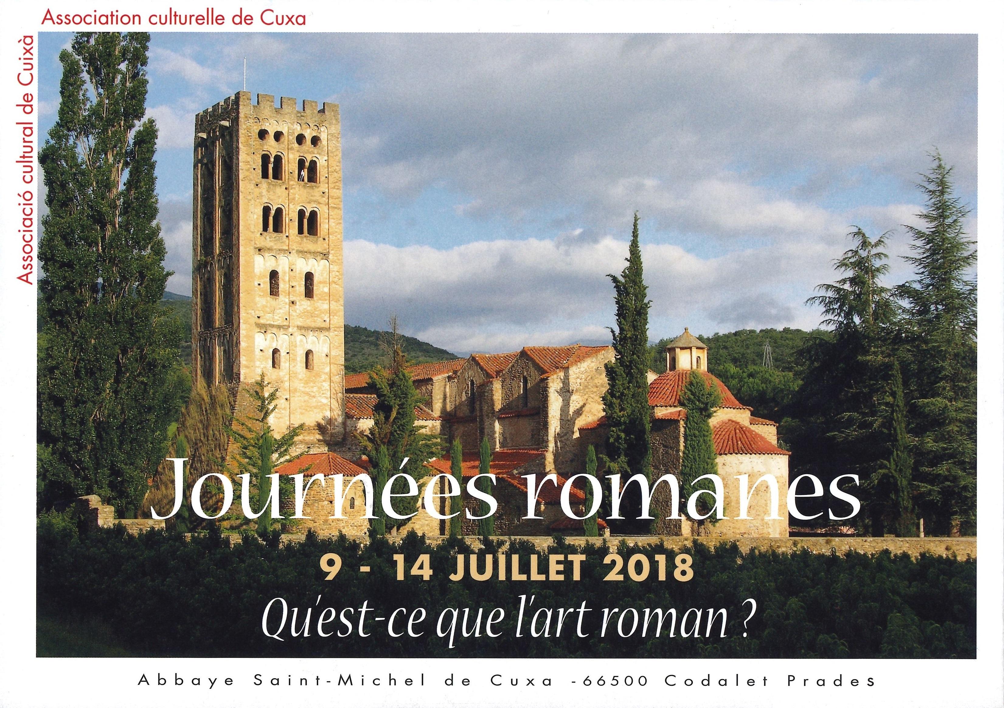 Jornades romàniques