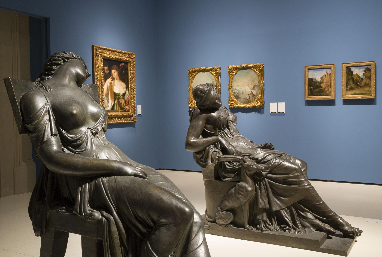 Sala de la col·lecció de Renaixement i Barroc