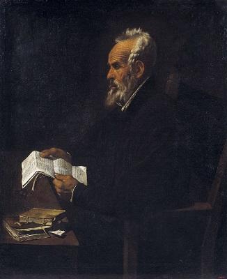 Francesc Ribalta, Ramon Llull, c. 1620, Museu Nacional d'Art de Catalunya.