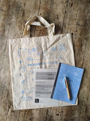 Material per als participants del Recuper'Art al Museu