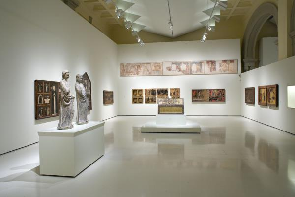 Gothic Art Hall's remodeling