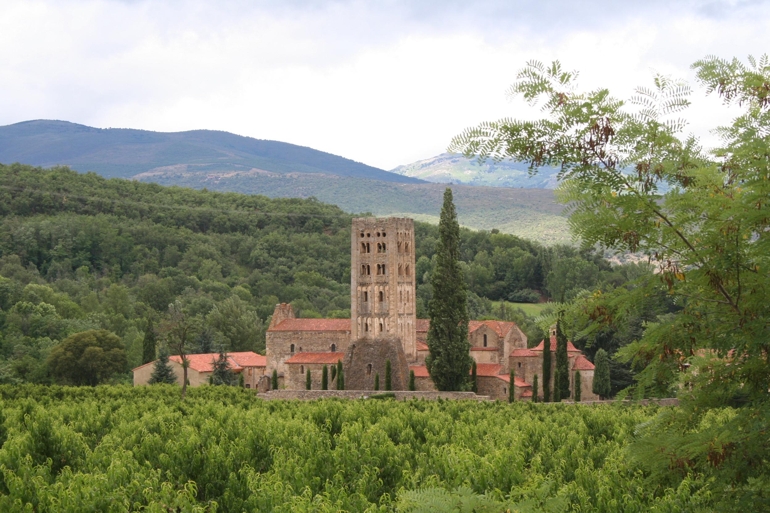 Monestir de sant Miquel de Cuixà