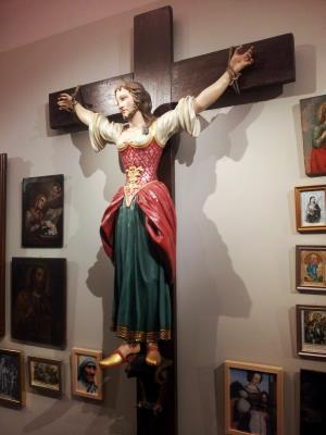 Santa Wilgefortis, MuseuDiocesà de Graz
