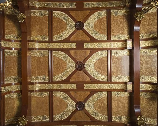 Ceiling of the Cendoya Oratory,