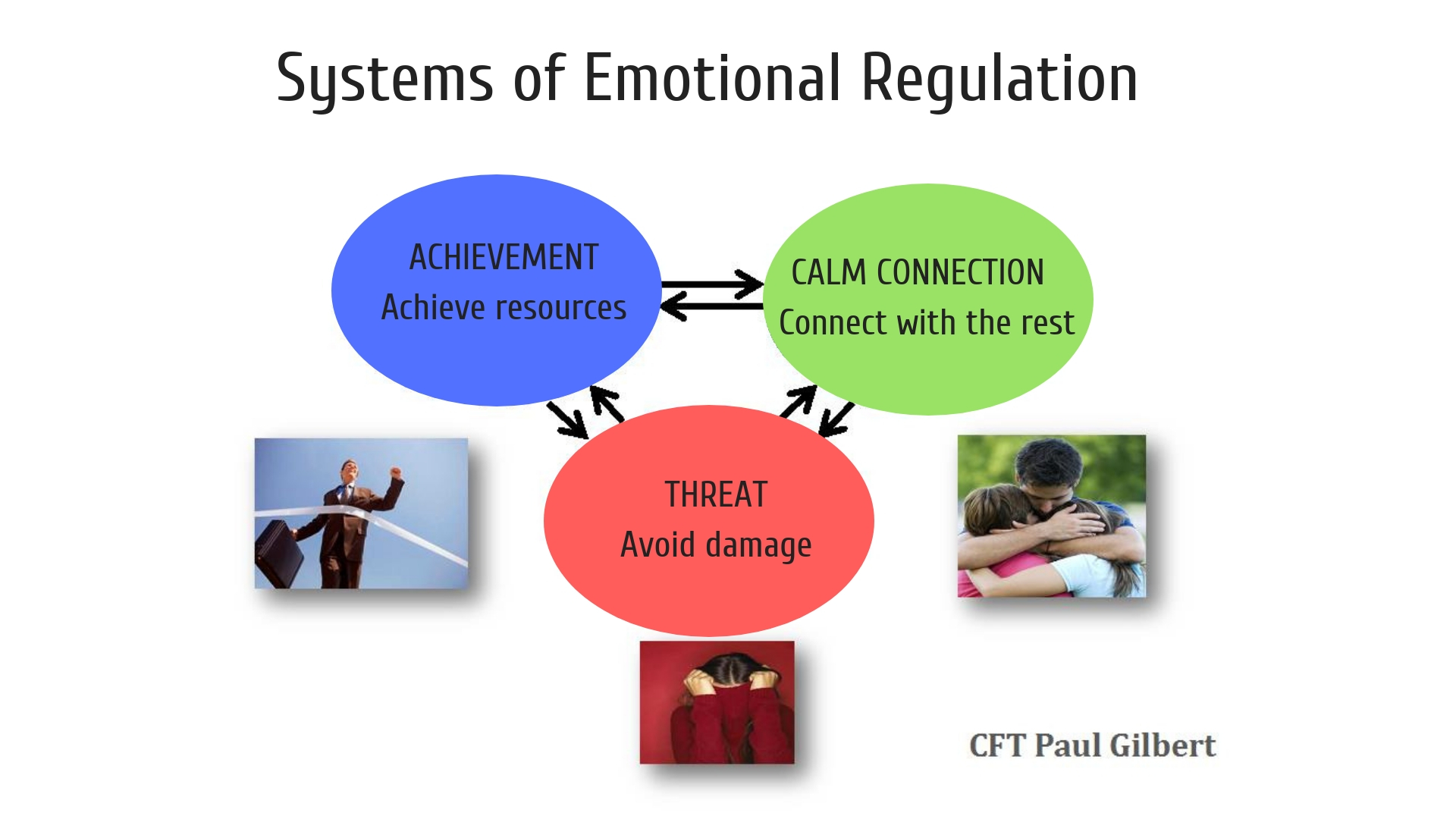 Systems of Emotional Regulation