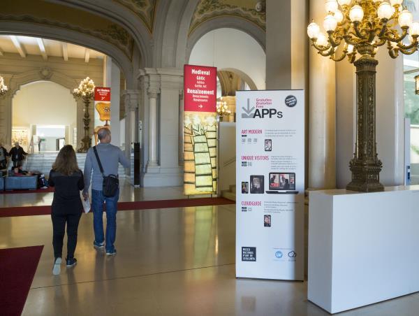 Apps Museu Nacional