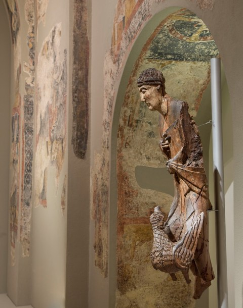 La talla de sant Joan avui
