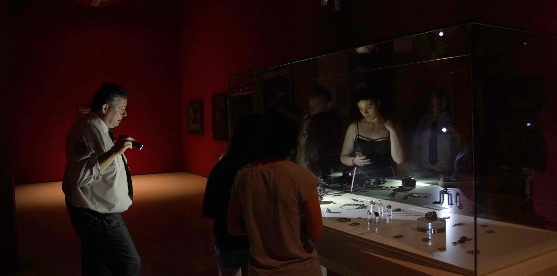 Una nit al museu