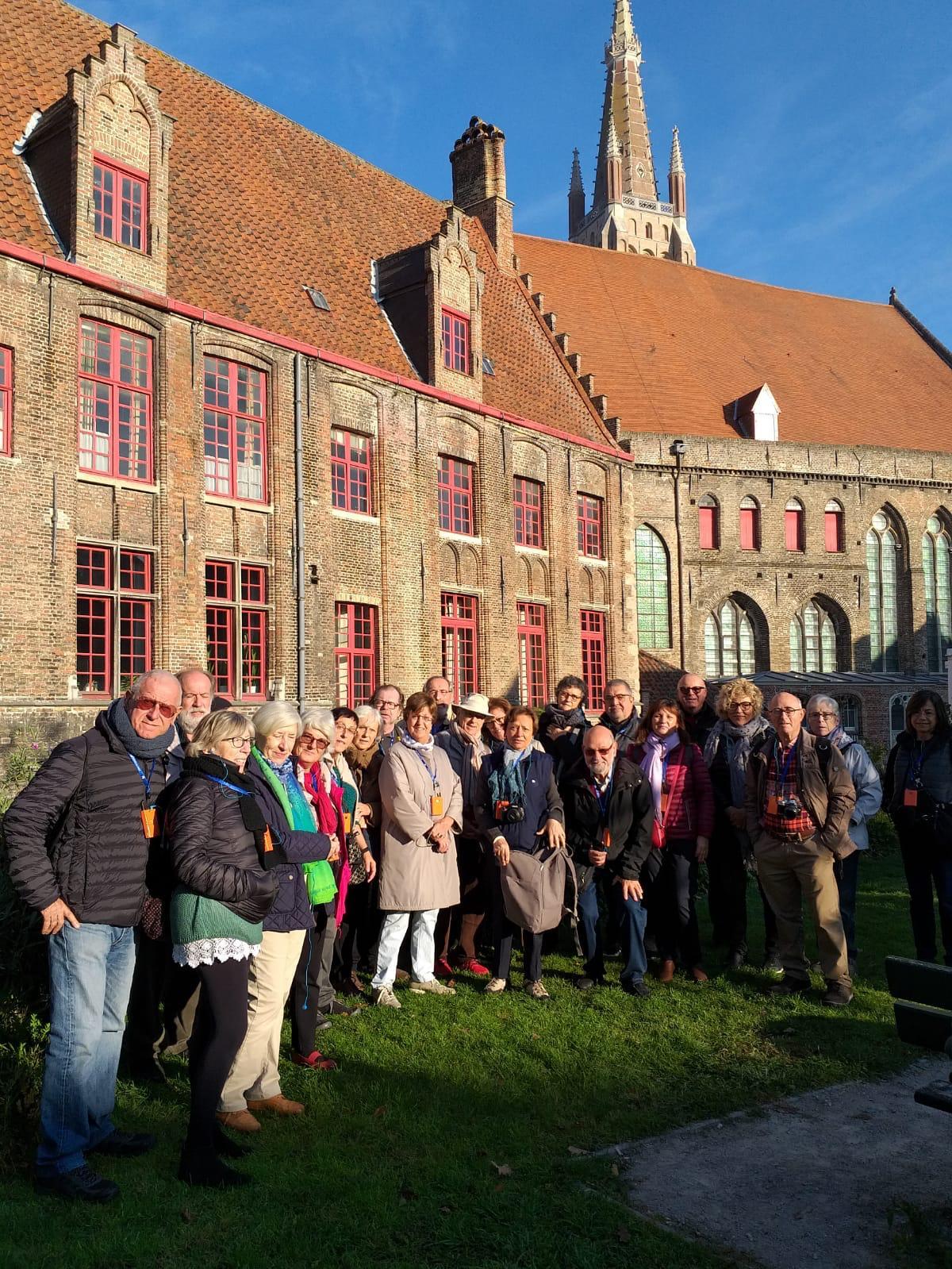 Viatge a Flandes