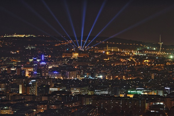 Xavier Sarasibar, Nocturna de Barcelona, 2016
