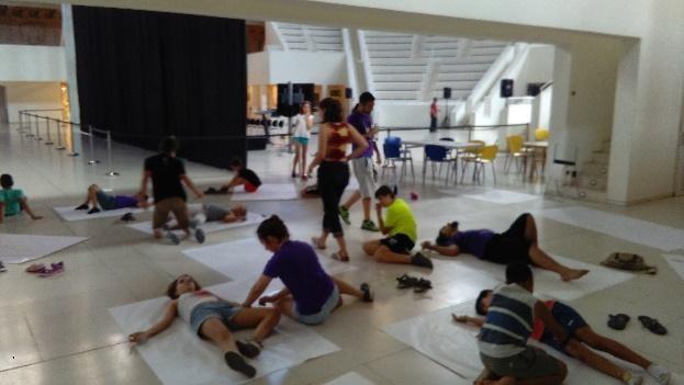 museum summer camp