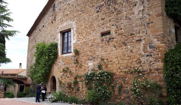 Castillo de Púbol. Foto: Conxa Rodà
