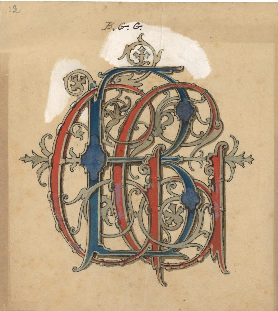 Il·lustració del volum preparatori de Cifras decorativas