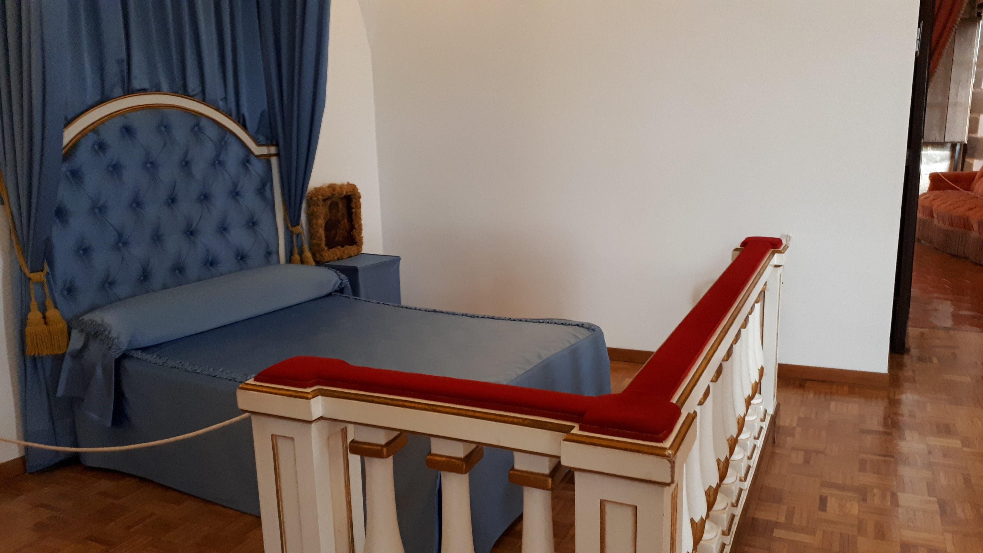 Dormitorio de Gala.