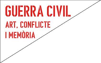 Guerra Civil, art conflicte, memòria