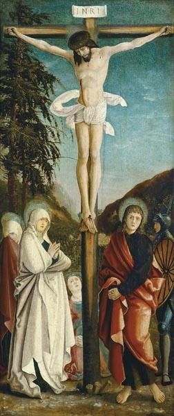 Anònim, Calvari, cap a 1520