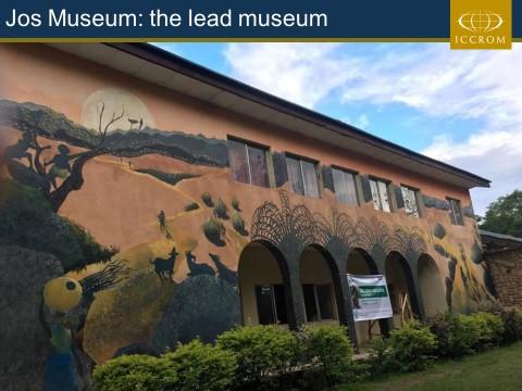 Jos Museum: the lead museum
