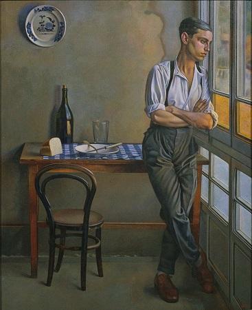 Feliu Elias, La galeria, 1928