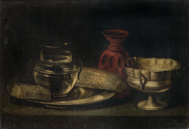Anònim, Natura morta, entre 1635-1675