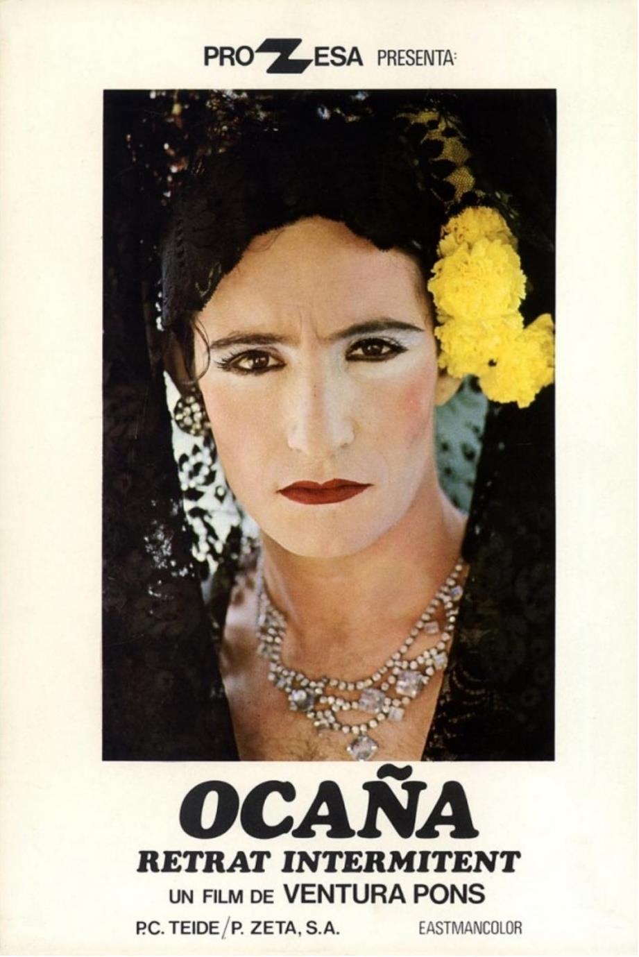 Ocaña, retrato intermitente de Ventura Pons (1978)