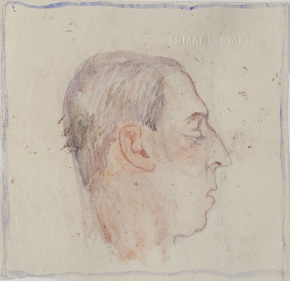 Ismael Smith, Retrat de Marià Andreu, cap a 1911