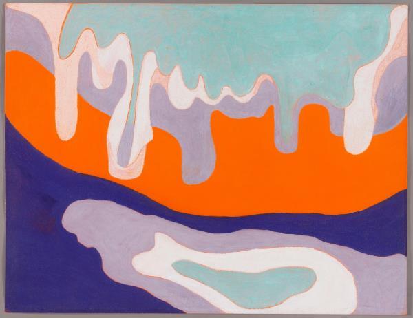 Mari Chordà, Secrecions, 1968