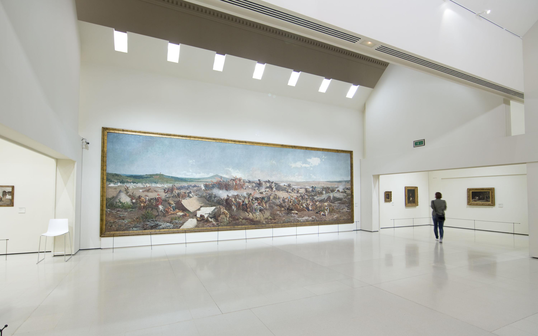 Blog del museu nacional d 39 art de catalunya museo m s - Sistemas de iluminacion interior ...