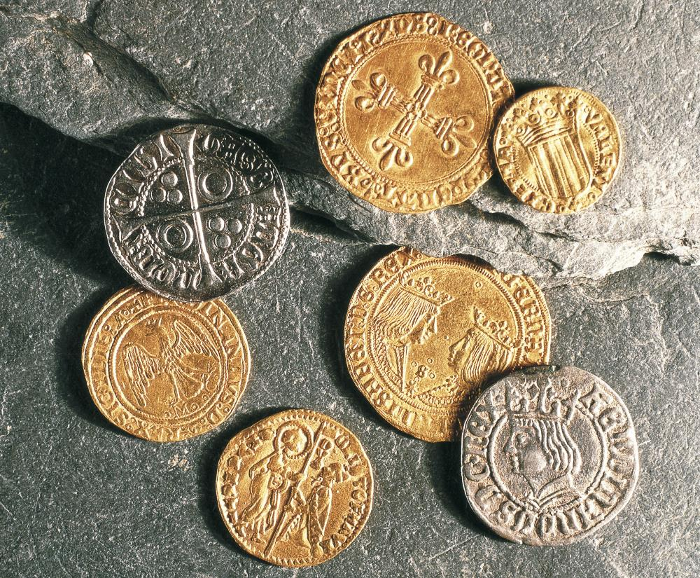 Sant Pere de Rodes hoard, first quarter of the 16th century