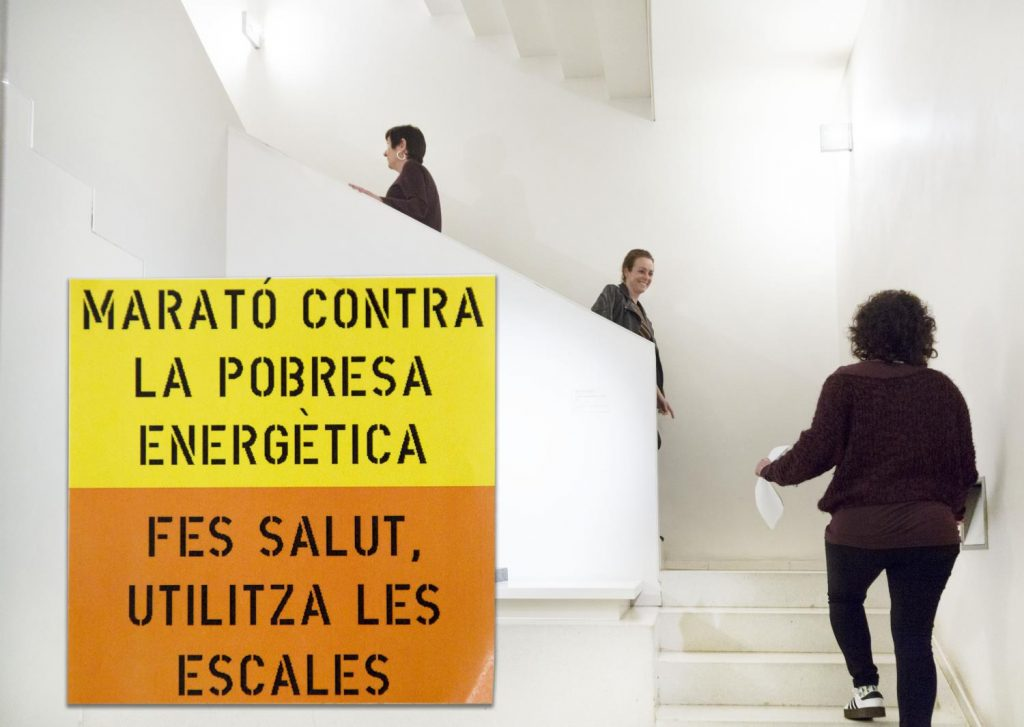 The Energy-Saving Marathon at the Museu Nacional